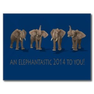 Elephant New Year
