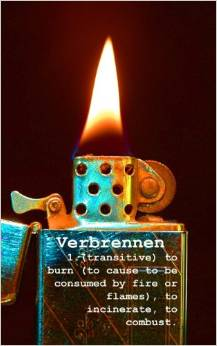 Verbrennen Cover