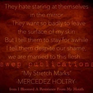 stretch marks mercedez holtry