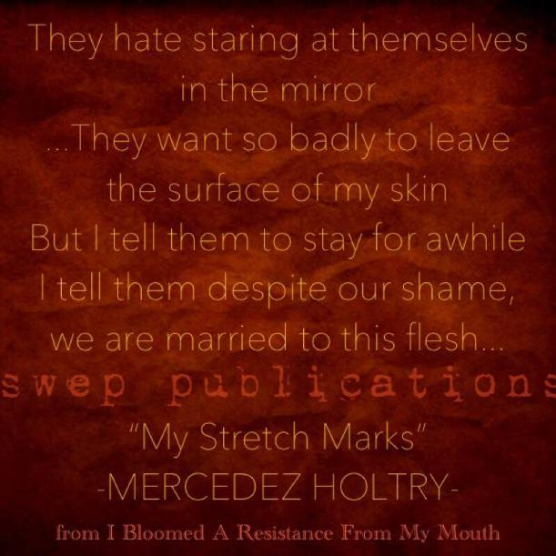 stretch marks mercedez holtry